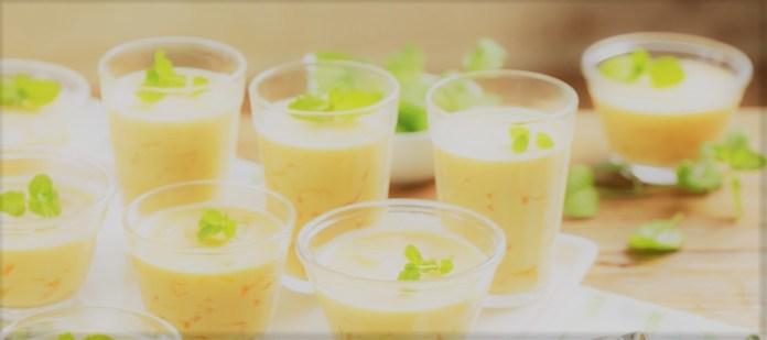 Delícia de Abacaxi simples