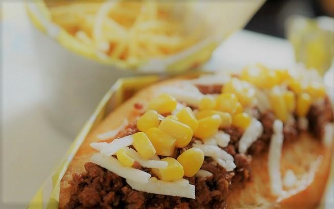 Hot Dog Bidu