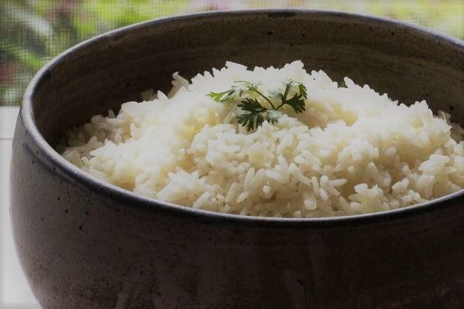 O básico perfeito: arroz soltinho