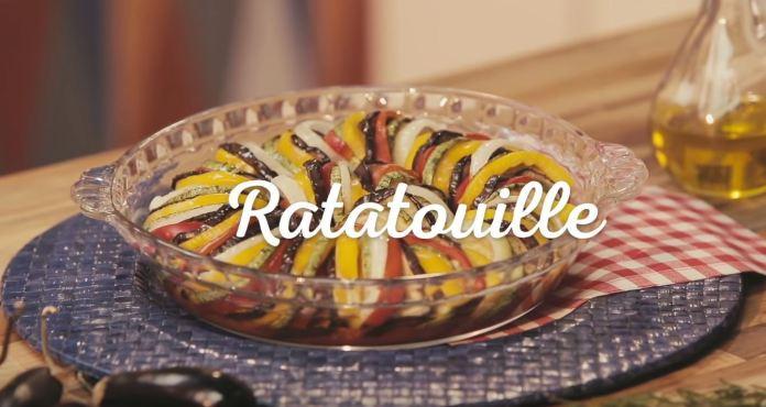 Ratatouille fácil