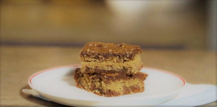Brownie de Coco