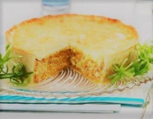 Torta Caseira de Atum
