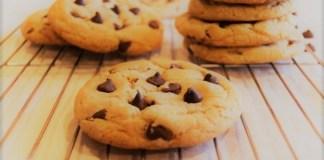 Cookies receita