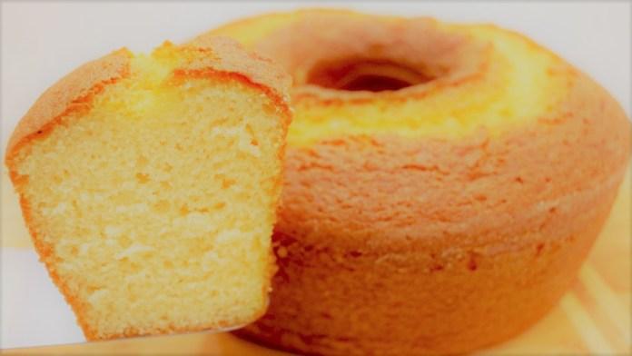 bolo simples e fofinho
