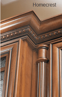 Central Stacked Molding