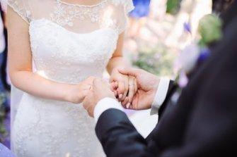 central wedding