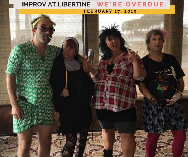improv at the lib