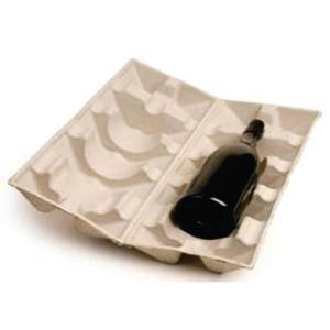 magnum bottle pulp tray 2548
