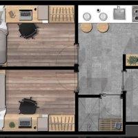 Venta alojamiento para estudiantes en supercondominio en Chía