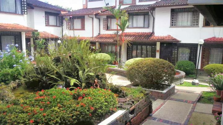 Venta hermosa casa en Villavicencio zonas comunes