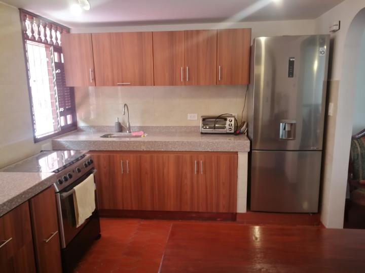 Venta hermosa casa en Villavicencio cocina