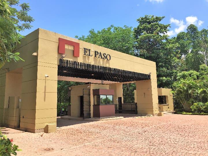 Venta lotes en Girardot, en Hacienda El Paso portería