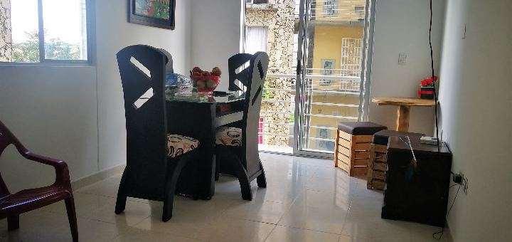 Venta apartamento en Balcones de Cofrem, en Restrepo, Meta