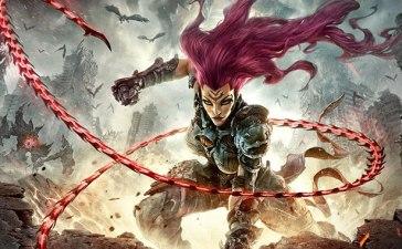 gameplay de Darksiders III