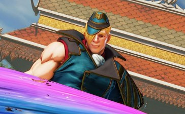 Ed Street Fighter V