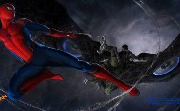 Nuevas imágenes de la película de Spiderman Homecoming