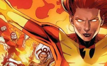 Jean Grey regresa a las revistas de Marvel