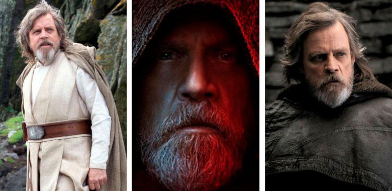 Las perdidas de Star Wars The last Jedi