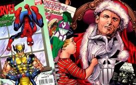 Marvel en navidad
