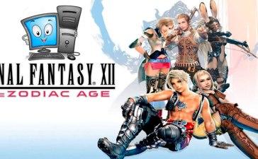 final fantasy 12 ff12 llega a PC