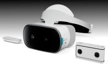 gafas autónomas realidad virtual
