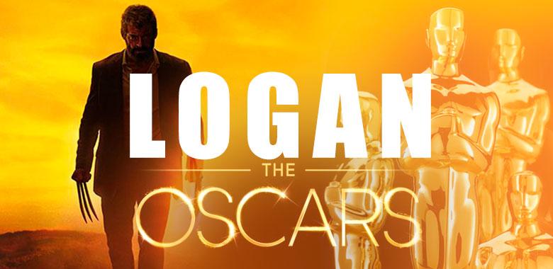 Logan en Los Oscar