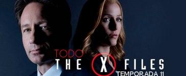 Todo sobre X-FILES temporada 11