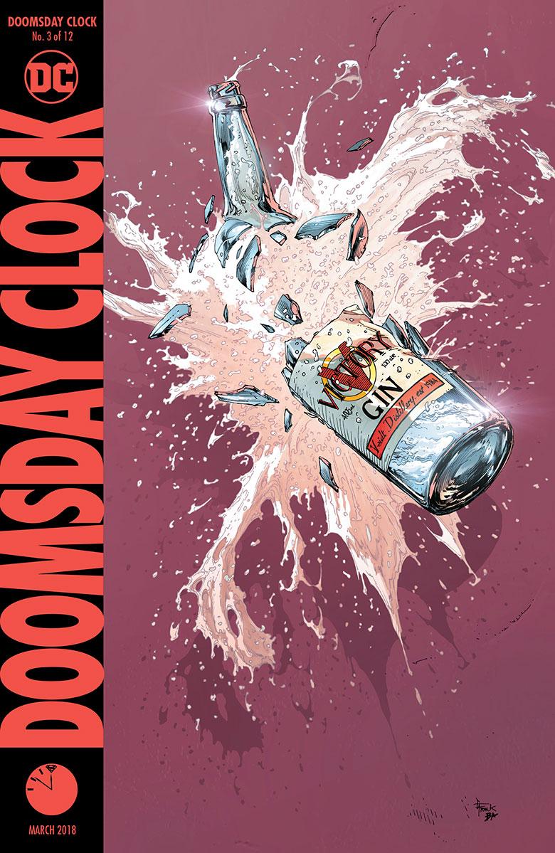 Watchmen Doomsday Clock parte 3