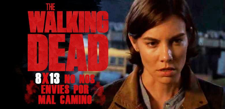 the walking dead temporada 8 capitulo 13