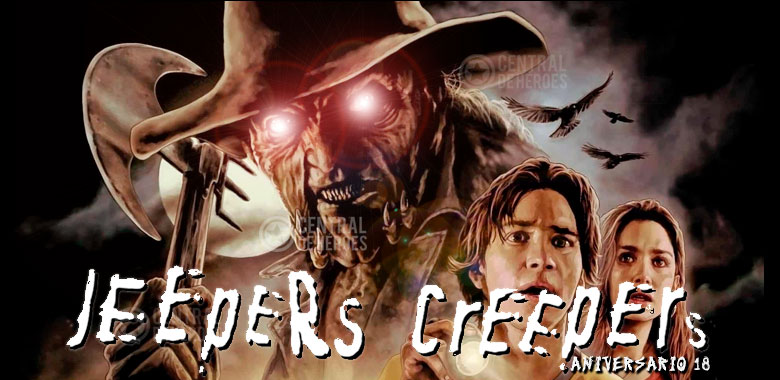 Para que no me olvide: Jeepers Cleepers