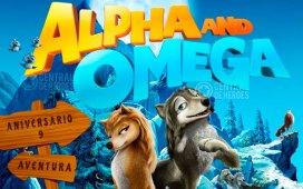 alpha omega, aniversario 9