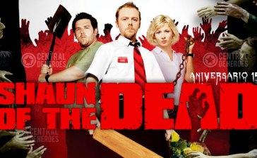 shaun of the dead, shaun y los zombis, aniversario 15
