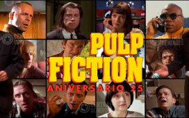 pulp fiction de tarantino , aniversario 25