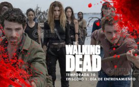 the walking dead 10x1 episodio 1 temporada 10, día de entrenamiento