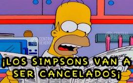 los simpsons fueron cancelados de nuevo
