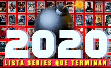 series canceladas 2020 la lista