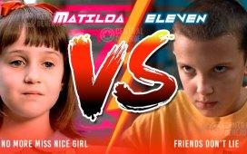 matilda vs eleven en el aniversario del filme