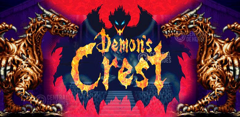 demons crest aniversario