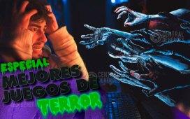 mejores videojuegos de terror