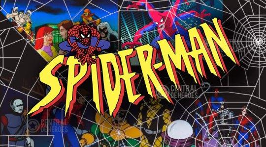 spiderman serie animada
