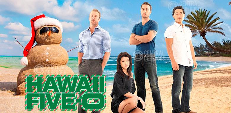 hawaii cinco cero especiales de navidad