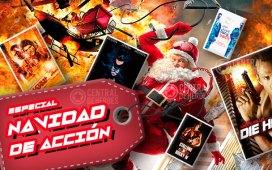 películas de acción de navidad
