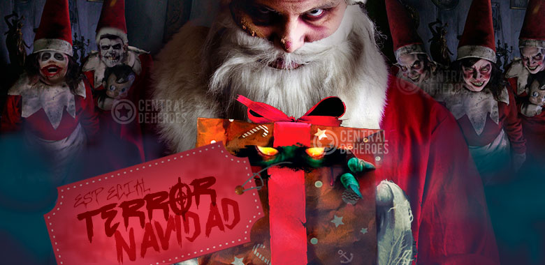 películas de terror en navidad 2020