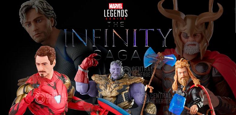 marvel legends infinity saga