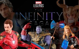 marvel legends infinity saga