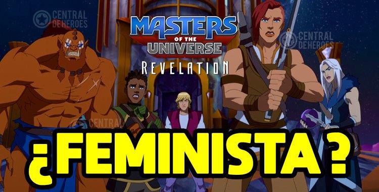 he-man la revelación feminista o no