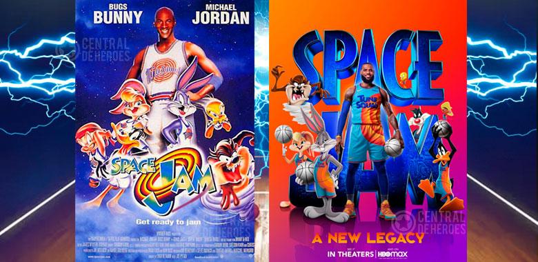 space jam 2 el legado