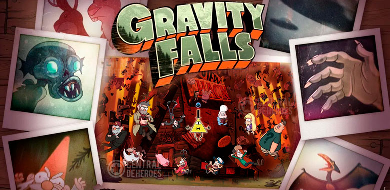 gravity falls secretos