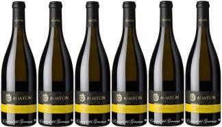 Anayón Chardonnay 2016 vino de autor Caja