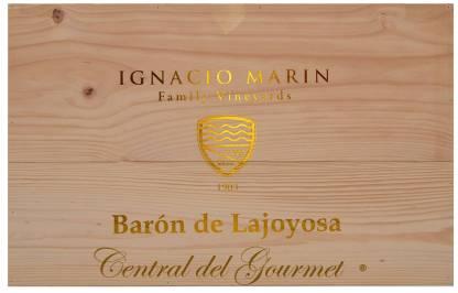baron de lajoyosa caja madera de lujo